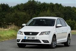 Car review: SEAT Toledo 1.6 TDI