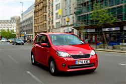 Car review: Skoda Citigo 1.0 75PS GreenTech