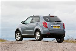 Car review: SsangYong Korando (2011 - 2013)