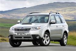 Car review: Subaru Forester (2008 - 2010)