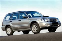 Car review: Subaru Forester (2002 - 2008)