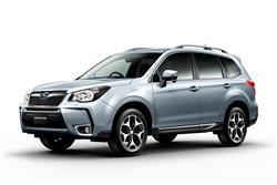 Car review: Subaru Forester 2.0D