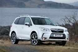Car review: Subaru Forester 2.0i XT