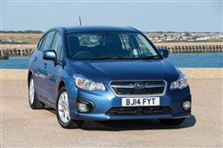 Car review: Subaru Impreza 1.6i RC