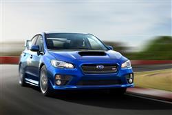 Car review: Subaru WRX STi Type UK
