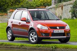 Car review: Suzuki SX4 (2006 - 2010)