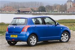 Car review: Suzuki Swift range (2005 - 2010)