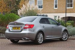 Car review: Suzuki Kizashi (2012 - 2014)