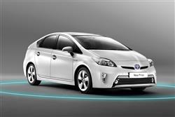 1.8 Vvti Business Edition Plus 5Dr Cvt Hybrid Hatchback