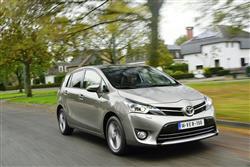 Car review: Toyota Verso 1.6 D-4D