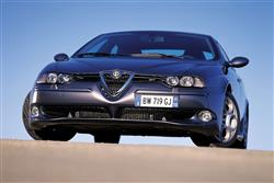 Car review: Alfa Romeo 156 GTA (2002 - 2006)