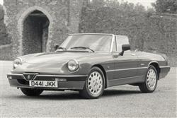 Car review: Alfa Romeo Spider (1966 - 1993)