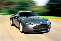 Car review: Aston Martin V8 Vantage (2005 to date)