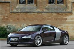 Car review: Audi R8 (2006 - 2013)