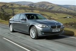 Car review: BMW 5 Series (2010 - 2013)
