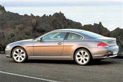 Car review: BMW 6 Series Coupe (2003 - 2010)