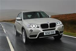 Car review: BMW X3 (2010 - 2014)