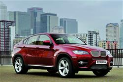 Car review: BMW X6 (2008 - 2011)
