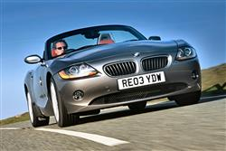 Car review: BMW Z4 (2003 -  2009)
