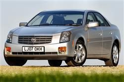 Car review: Cadillac CTS range (2005 - 2008)