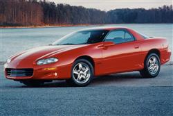 Car review: Chevrolet Camaro (1998 - 2002)