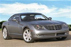 Car review: Chrysler Crossfire (2003 - 2009)