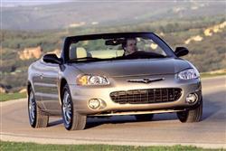 Car review: Chrysler Sebring Cabrio (2001 - 2002)