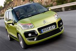 Car review: Citroen C3 Picasso (2009 - date)