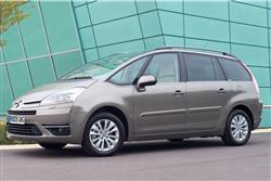 Car review: Citroen Grand C4 Picasso (2007 - 2013)