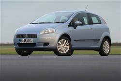 Car review: Fiat Grande Punto (2006 - 2010)