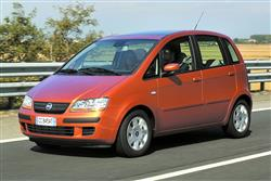 Car review: Fiat Idea (2004 - 2007)