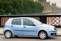 Car review: Fiat Punto (2003 - 2006)