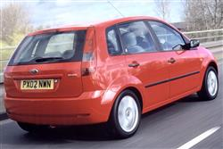 Car review: Ford Fiesta (2002 - 2008)