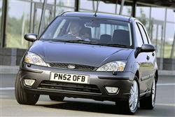 Car review: Ford Focus (2002 - 2005)
