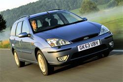 Car review: Ford Focus Estate (2002 - 2005)
