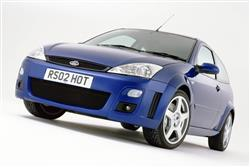 Car review: Ford Focus RS (2002 - 2003)