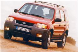 Car review: Ford Maverick (2001 - 2003)