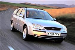 Car review: Ford Mondeo MK3 Estate (2000 - 2007)
