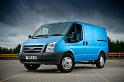 Car review: Ford Transit (2006 - 2013)