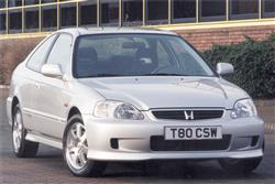 Car review: Honda Civic Coupe (1994 - 2002)