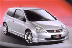 Car review: Honda Civic Type - R (2001 - 2005)