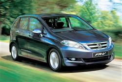 Car review: Honda FR-V (2004 - 2009)