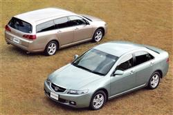 Car review: Honda Accord (2002 - 2008)