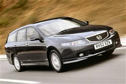 Car review: Honda Accord Tourer (2003 - 2008)