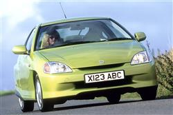 Car review: Honda Insight (2000 - 2004)