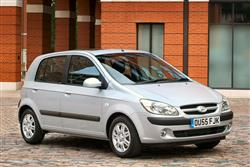 Car review: Hyundai Getz (2002 - 2009)