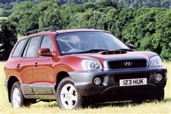 Car review: Hyundai Santa Fe (2001 - 2006)