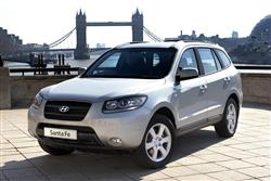 Car review: Hyundai Santa Fe range (2006 - 2010)