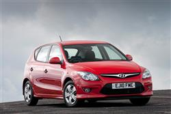 Car review: Hyundai i30 (2010 - 2011)