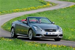 Car review: Infiniti G37 Convertible (2009 - 2013)